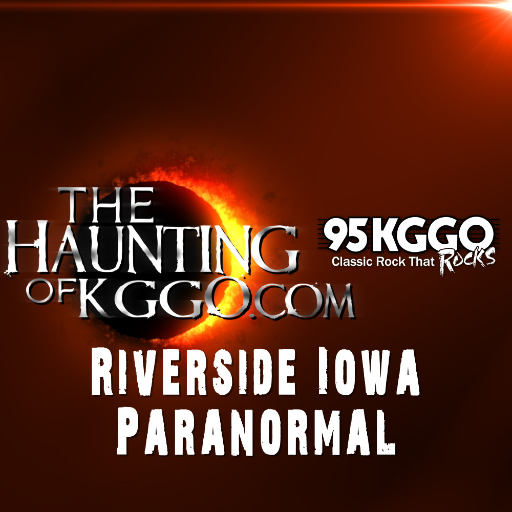 The Haunting of KGGO.com – Riverside Iowa Paranormal Interview