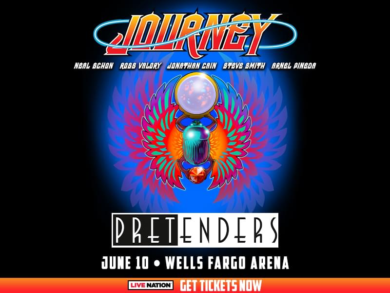 Journey at Wells Fargo Arena
