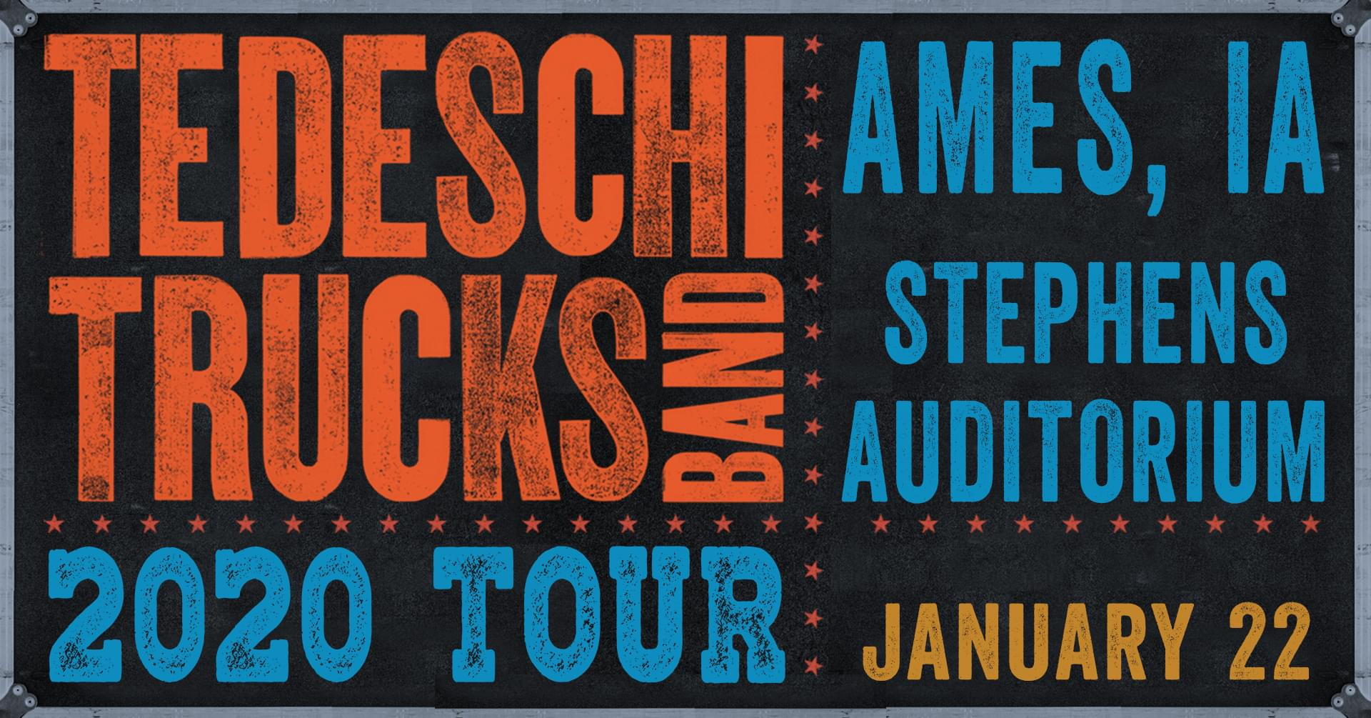 Tedeschi Trucks at Stephens Auditorium