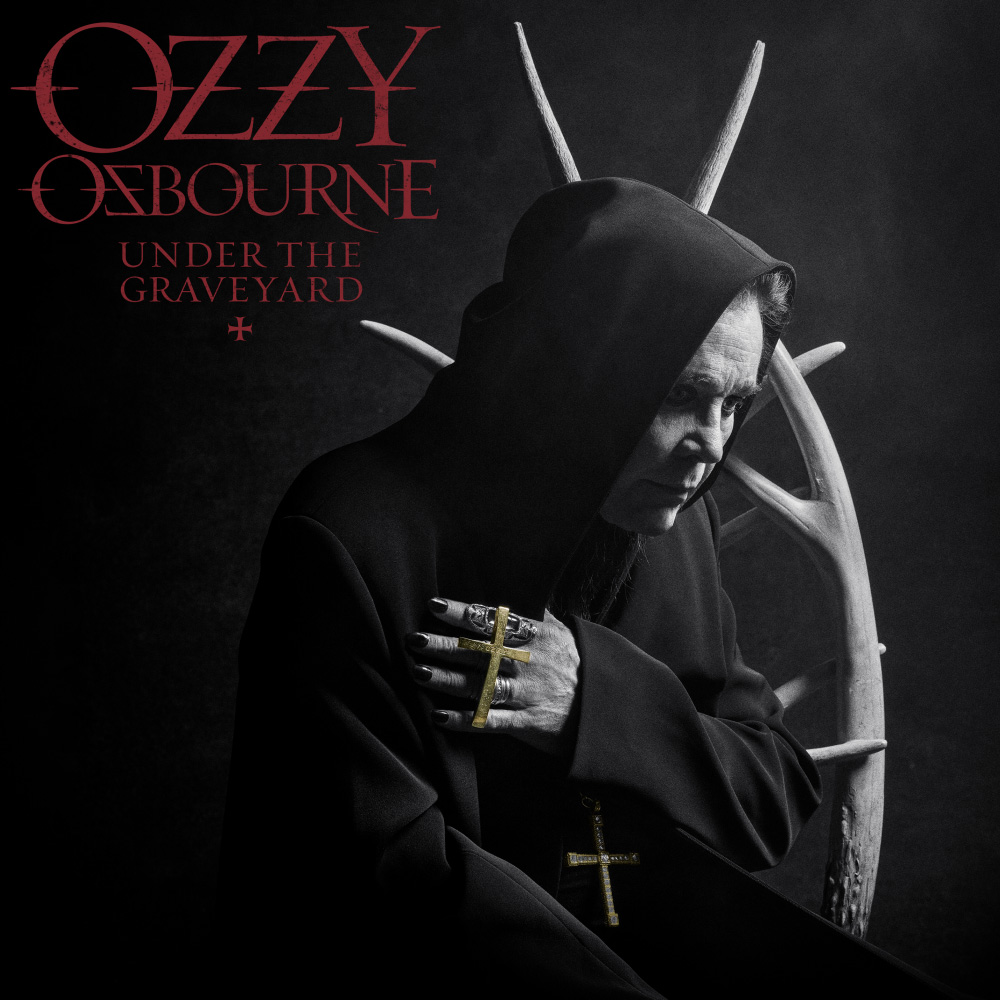 "OZZY OSBOURNE – ""Under The Graveyard"""