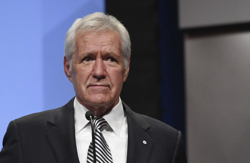 Alex Trebek has emotional moment on Monday's Jeopardy