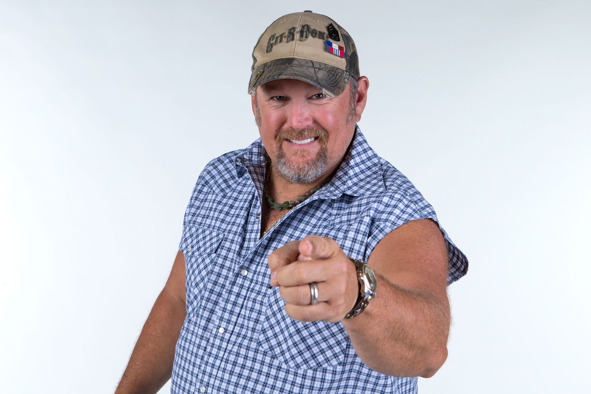 Larry the Cable Guy Interview