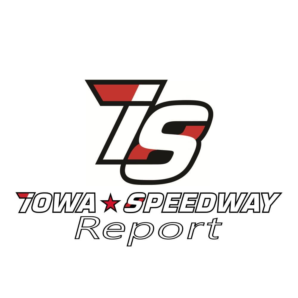 iOWA SPEEDWAY REPORT LOGO
