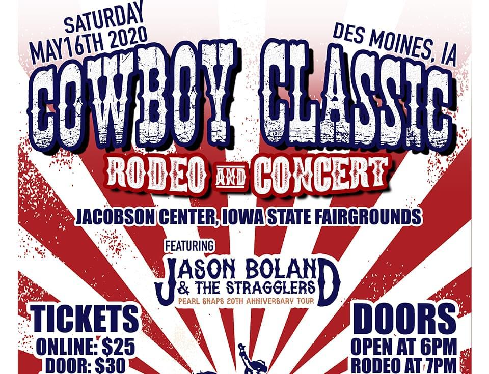 Cowboy Classic Rodeo!