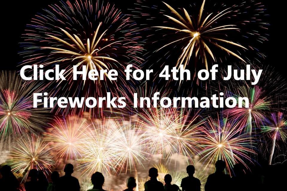 Community Firework Information