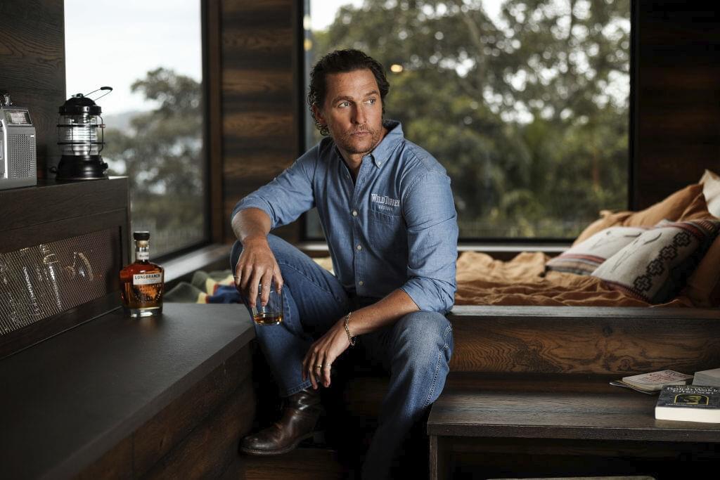 Matthew McConaughey will help you sleep