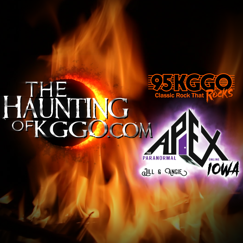 Haunting of KGGO.com – Apex Iowa Interview