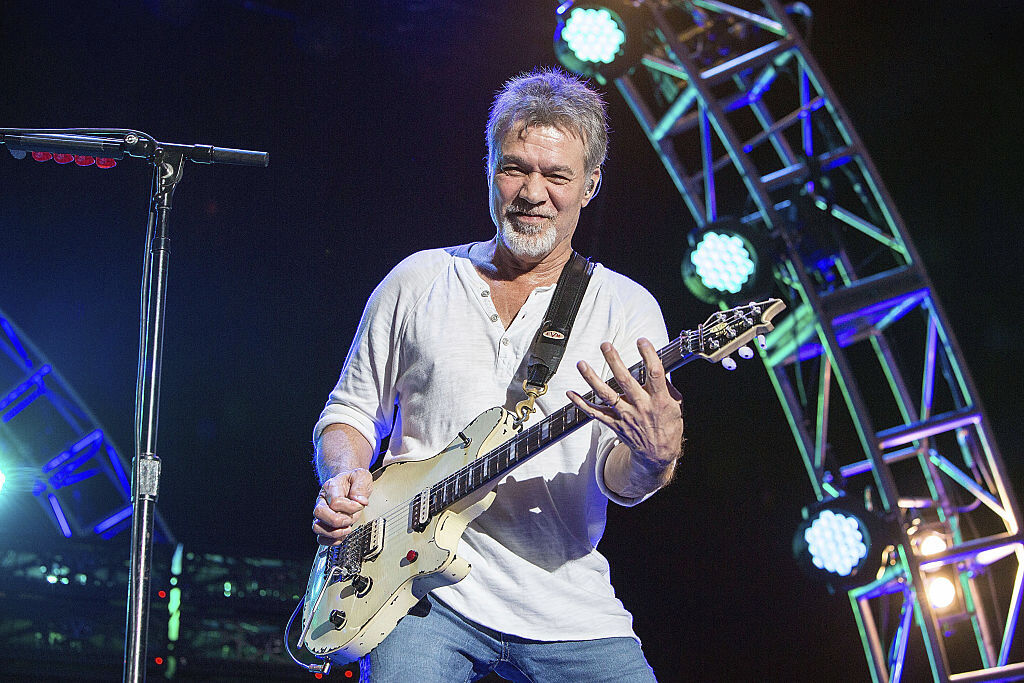 Eddie Van Halen has passed at the age of 65