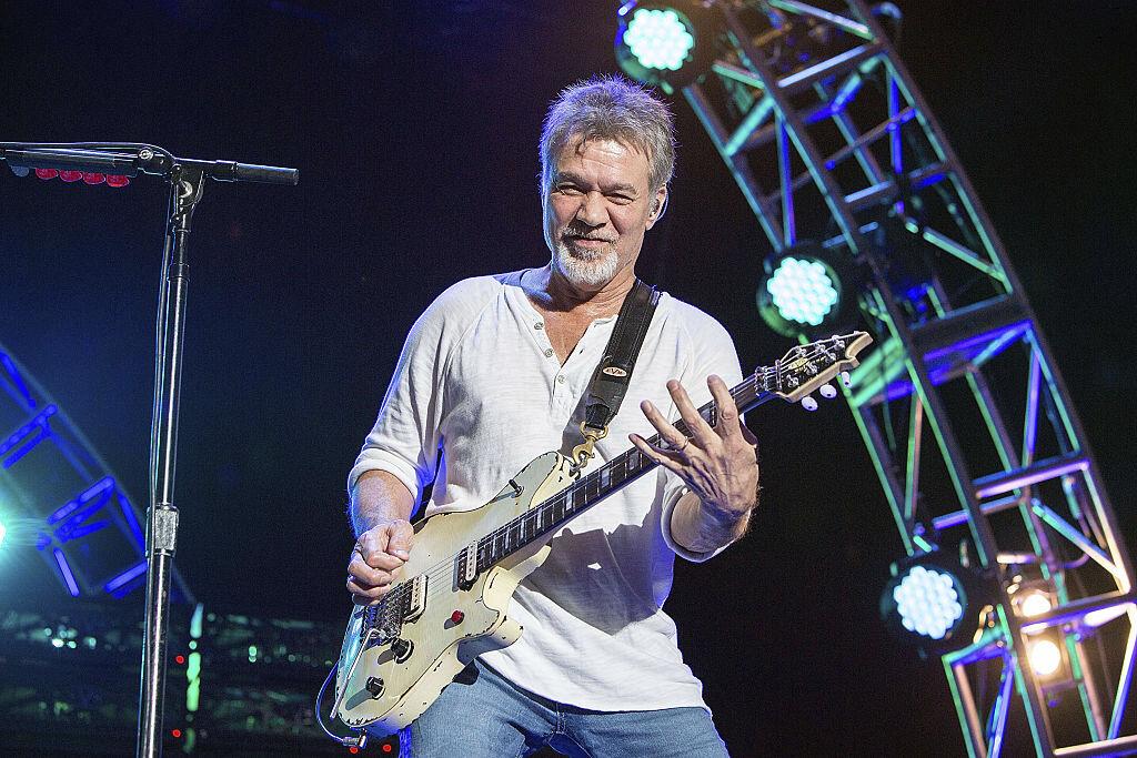 Eddie Van Halen has passed at the age of 65