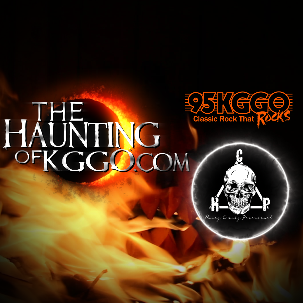 Haunting of KGGO.com – Henry County Paranormal Interview