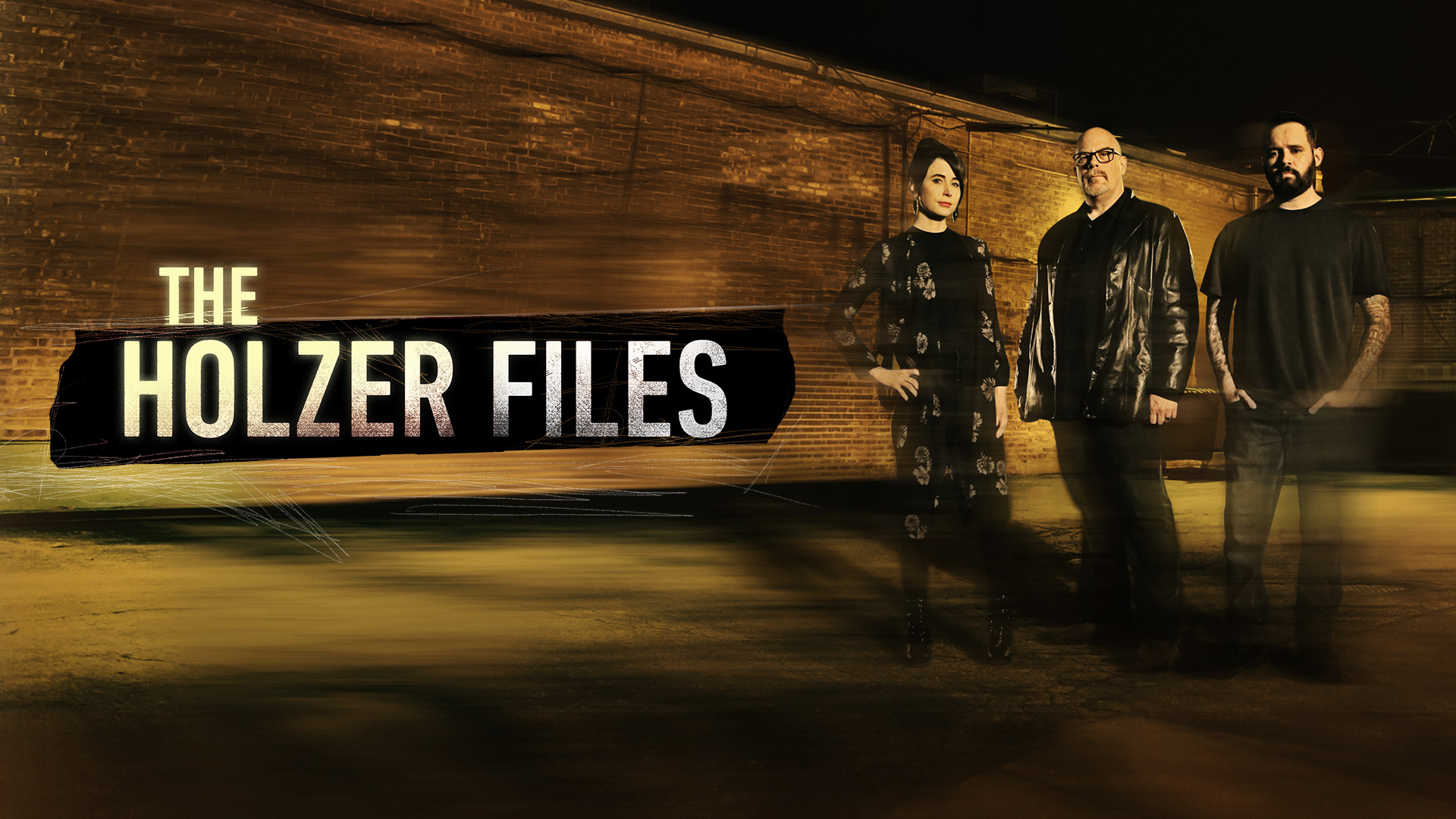 Dave Schrader Interview – The Holzer Files