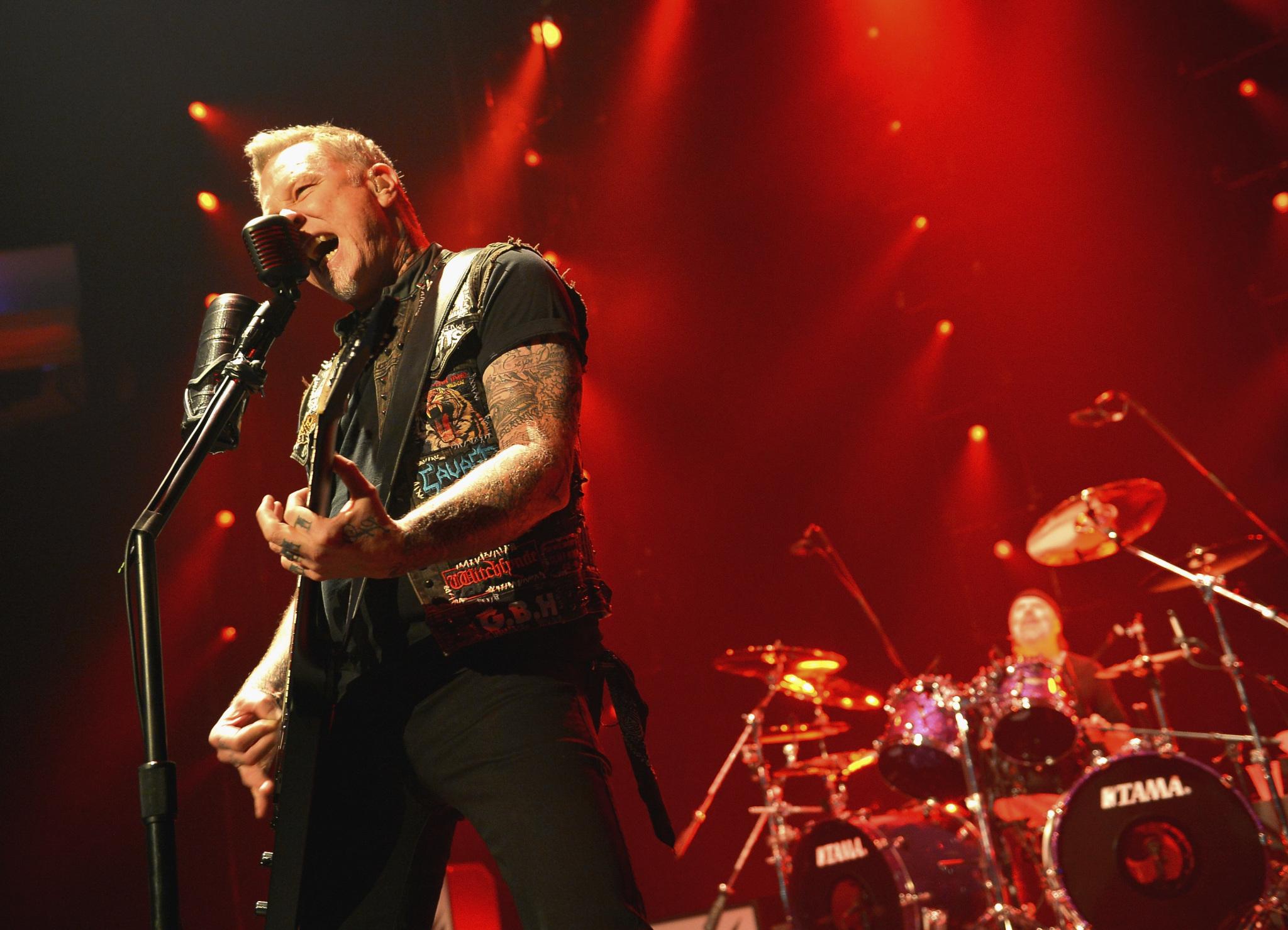 Enter Panaman (Metallica/Van Halen Mashup!)