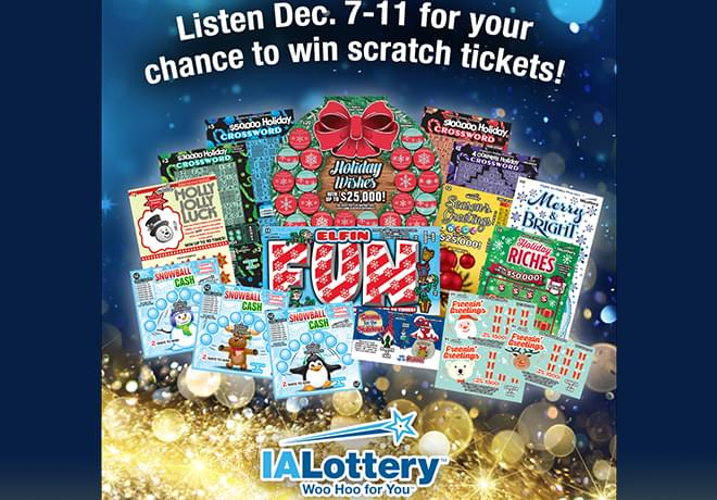 Put A Little Jingle In Your Pocket With The Iowa Lottery