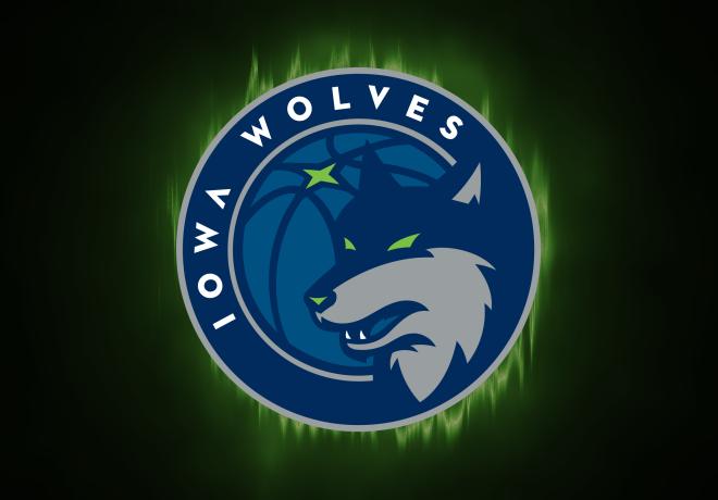 Iowa Wolves President Ryan Grant Interview
