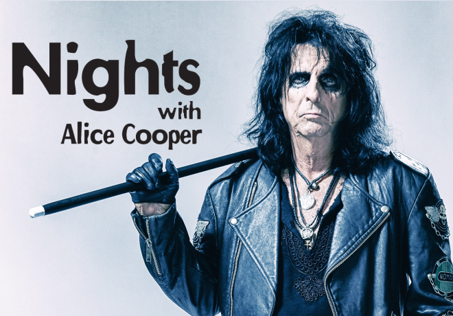 Alice Cooper's Vintage Vault – Chris Cornell Interview