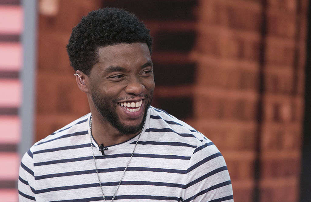 Chadwick Boseman wins Best Actor in a Motion Picture, Drama