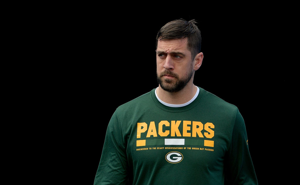 Aaron Rodgers may really want out