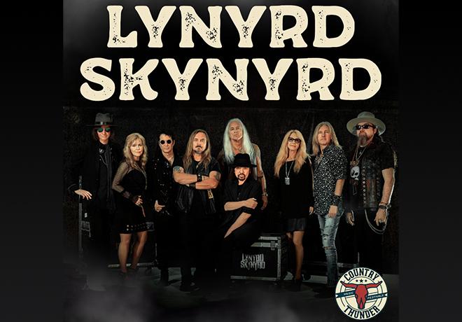Country Thunder - Lynyrd Skynyrd 660 x 460