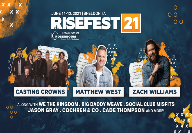 Sweet Deal Ticket Tuesday RiseFest