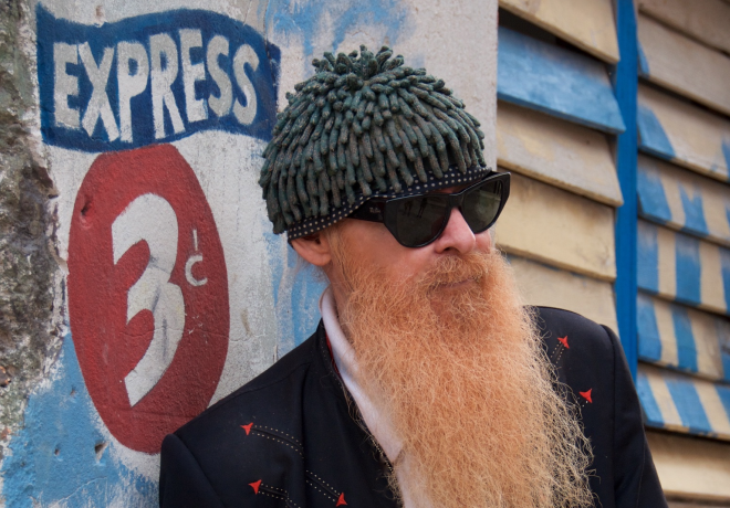 Billy F Gibbons Interview