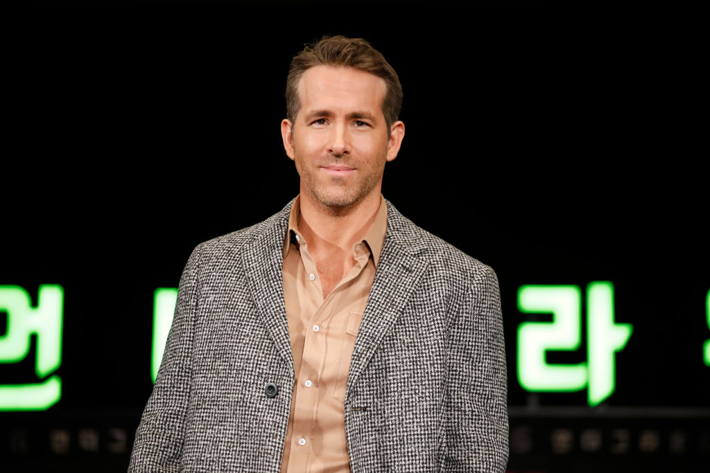 Check out Ryan Reynolds Father's Day Message