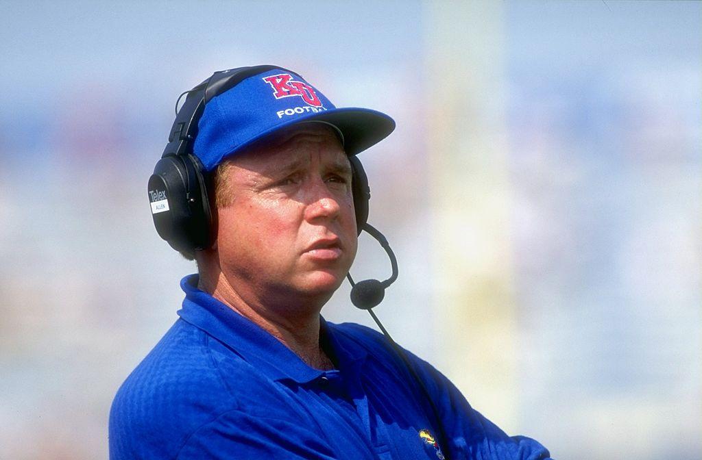 Coach Terry Allen Interview