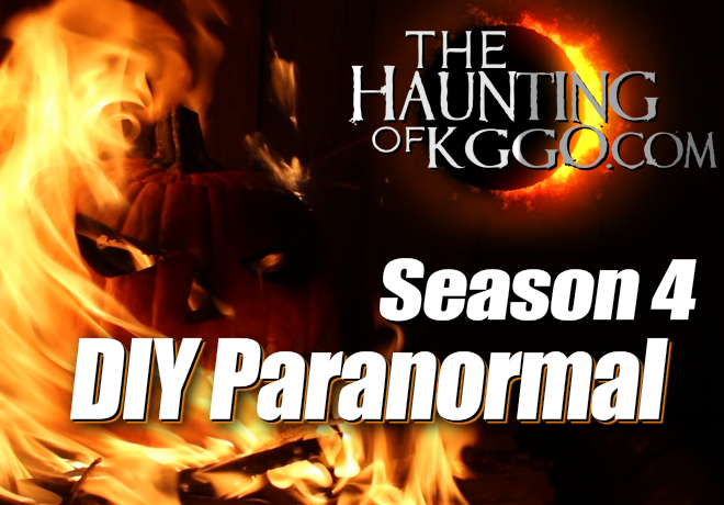 DIY Paranormal Interview