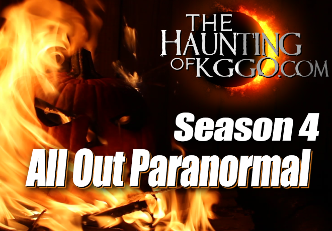 All Out Paranormal Interview