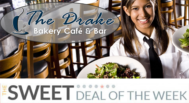 The Drake Bakery, Cafe, and Bar Sweet Deal of the Week