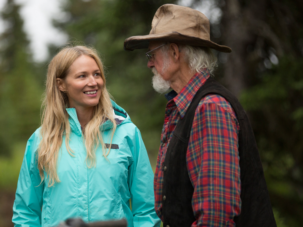 "Jewel Set to Appear on Three Upcoming Episodes of ""Alaska: The Last Frontier,"" Beginning on Nov. 27"