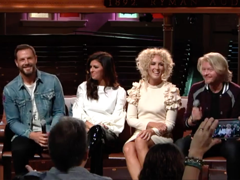 """Little Big Town Announces Six-Show Residency at the Ryman Auditorium in 2017 & Releases New """"Better Man"""" Video [Watch]"""