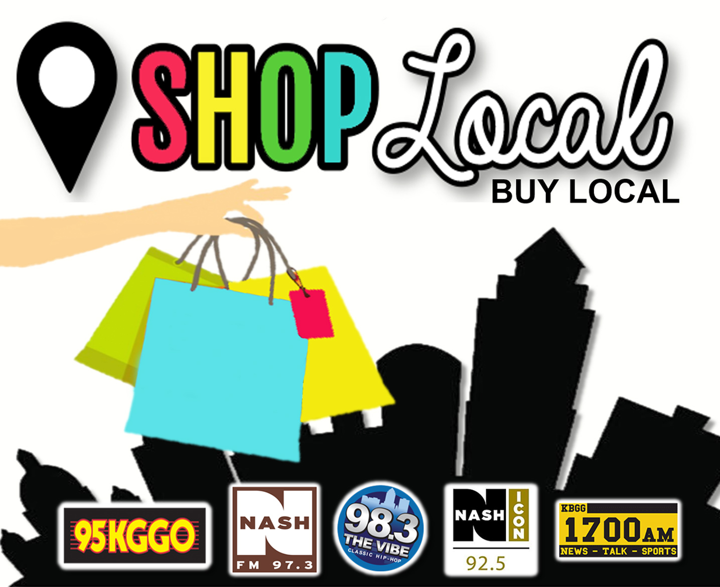 Shop Local, Buy Local