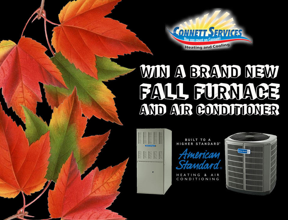 Fall Furnace & Air Conditioning Giveaway