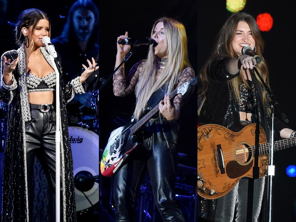 Maren Morris, Lindsay Ell & Tenille Townes to Play Free Nashville Show to Celebrate Female Empowerment