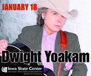 Dwight Yoakam at Stephens Auditorium
