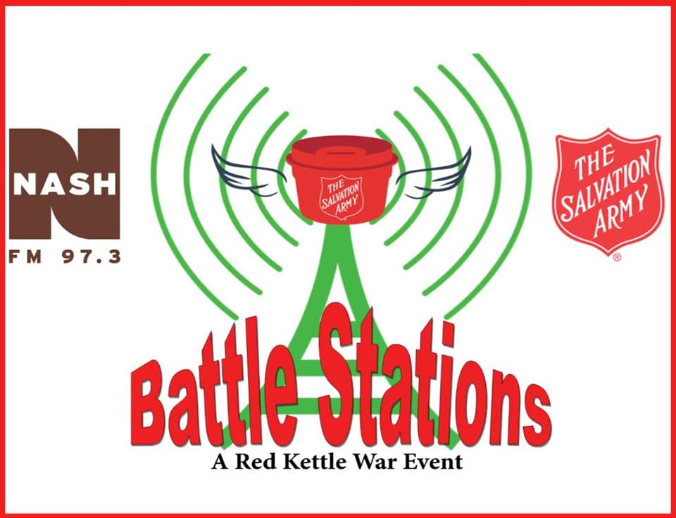Battle Stations: A Red Kettle War Event