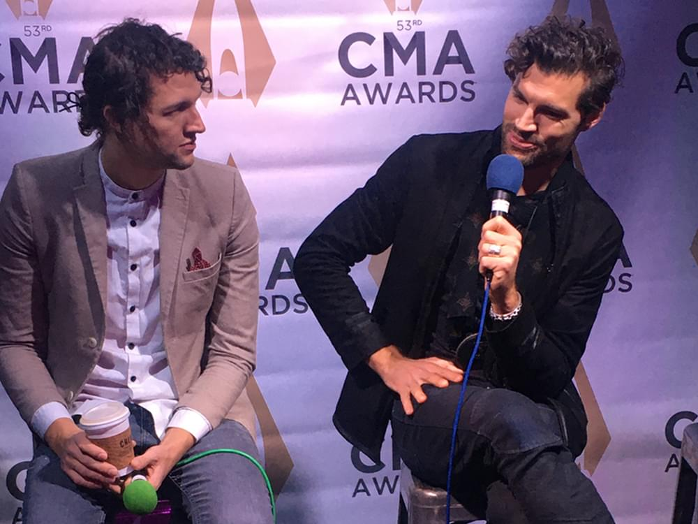Get to Know Christian Pop Duo For King and Country Ahead of Their CMA Awards Performance With Dolly Parton