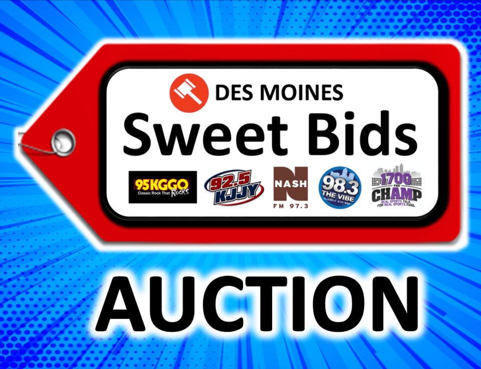 Sweet Bids Auction – Click Here!