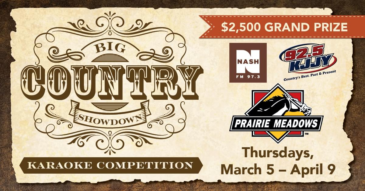 (POSTPONED) Big Country Showdown