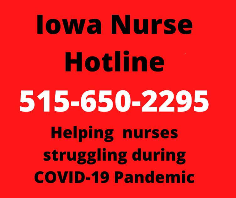 Iowa Nurses Association Announces