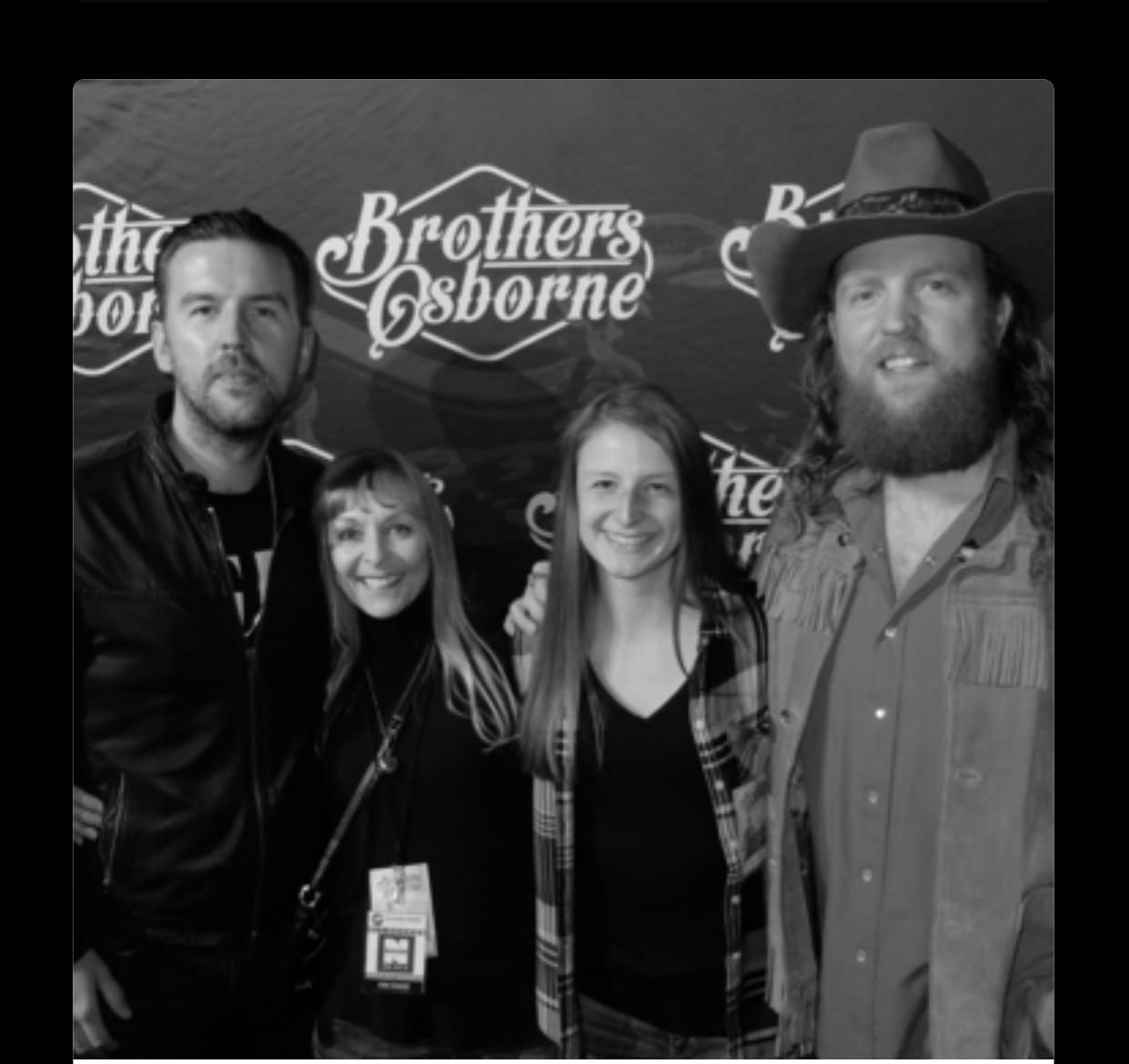 "Nash New Tune At Noon 7-3-20  –  Brothers Osborne ""All Night"""