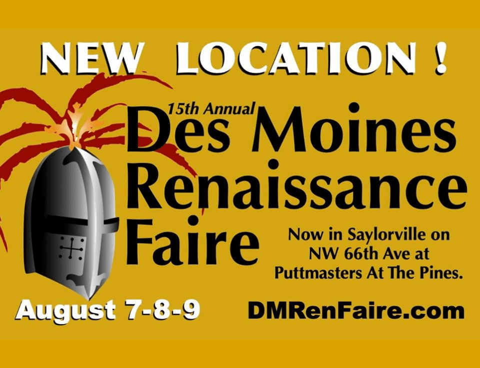 Ticket Tuesday Sweet Deal – Des Moines Renaissance Faire!