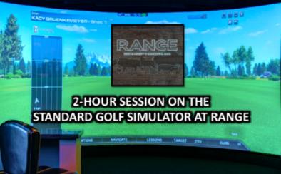 Range Golf Simulator Sweet Deal