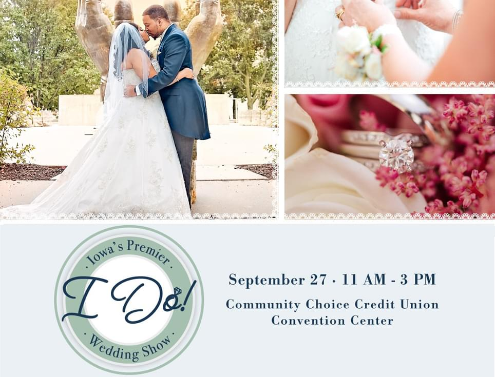 Get Married by Danger at the I Do! Iowa's Premier Wedding Show