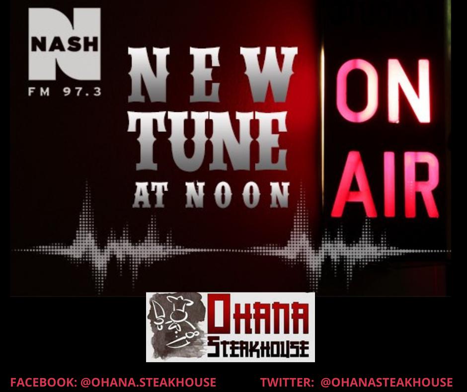 """Nash New Tune At Noon 10-28-20  –  Meghan Patrick """"My First Car"""""""