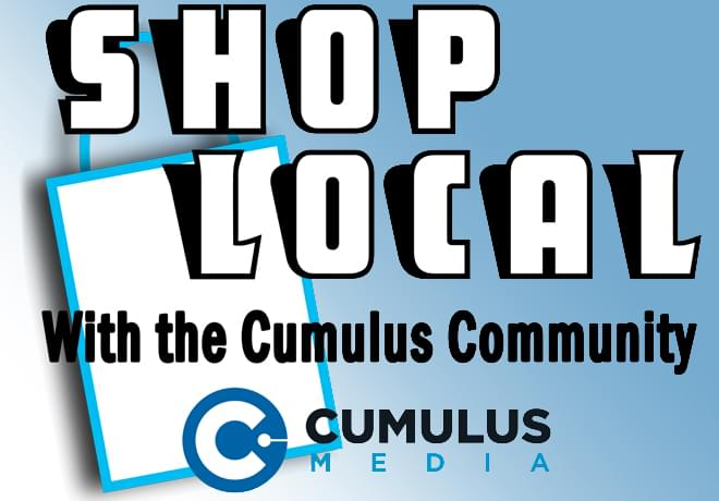 Shop Local With The Cumulus Community!