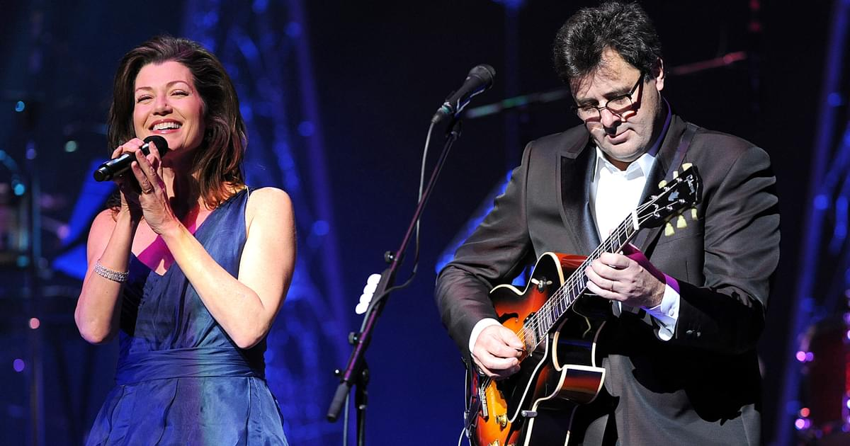 """Vince Gill & Amy Grant Announce 2021 """"Christmas at the Ryman"""" Shows"""