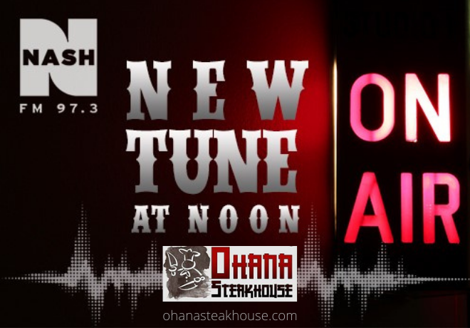 """Nash New Tune At Noon 1-7-21   –  Lee Brice """"Memory I Don't Mess With"""""""