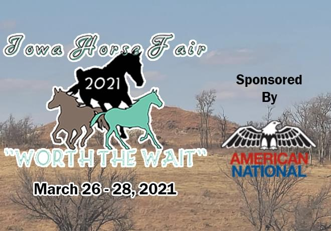 Enter To Win a Pair Of Tickets To The Iowa Horse Fair!