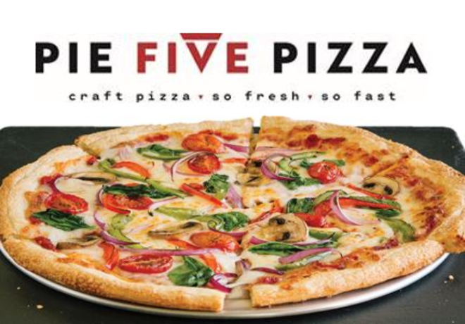 Sweet Deal Pie Five Pizza